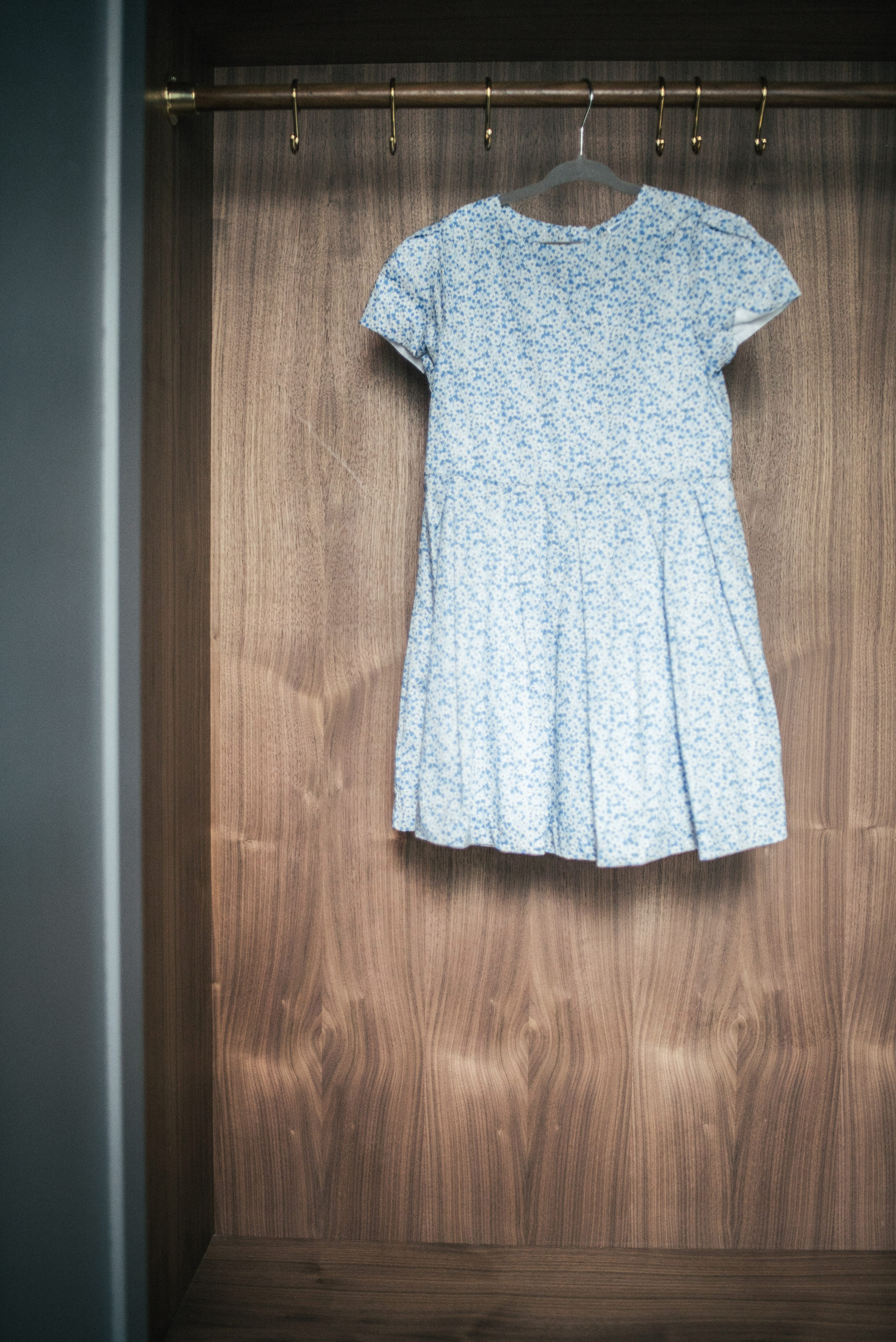 P&J – Rathgar – Dress in wardrobe
