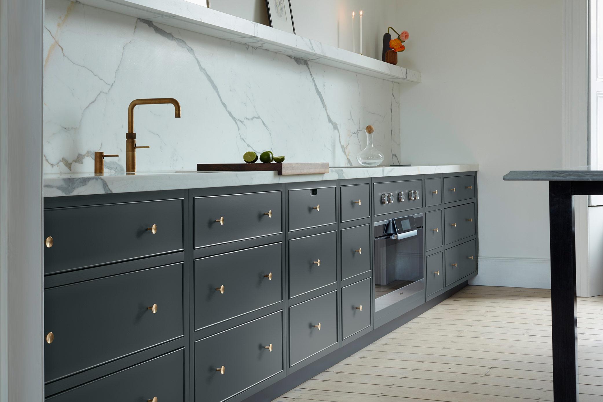 P&J – Rathgar – Kitchen Cabinets