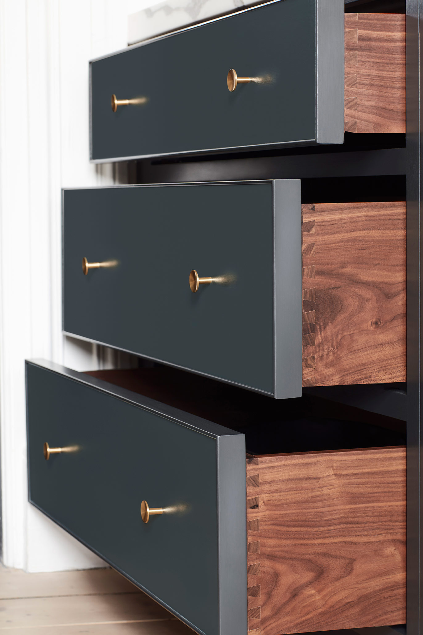 P&J – Rathgar – Drawers