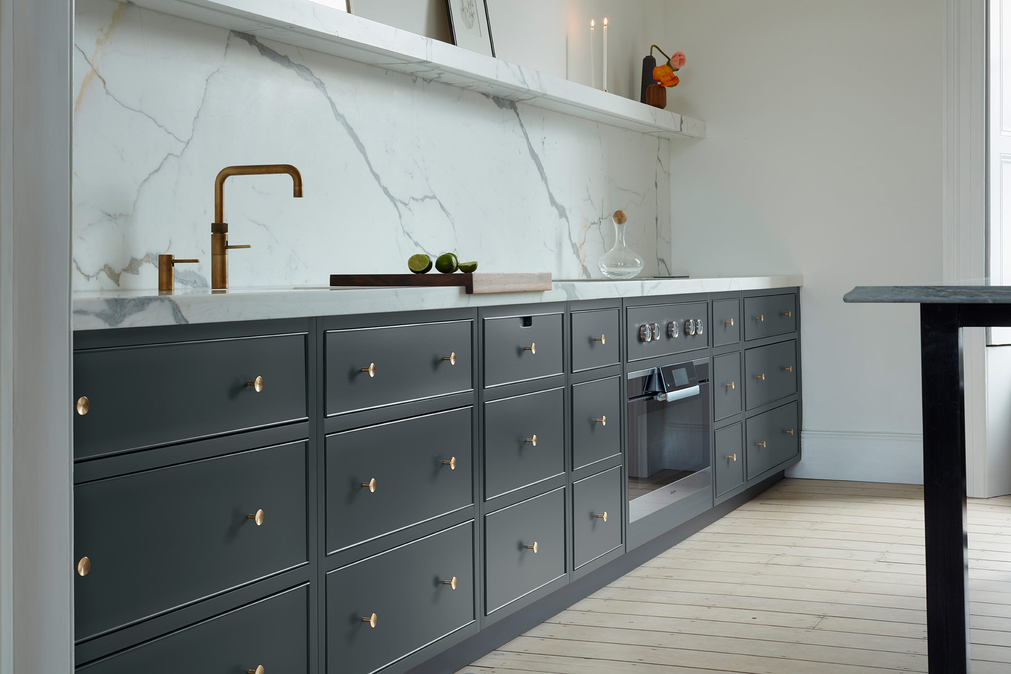 P&J – Rathgar – Kitchen Cabinets