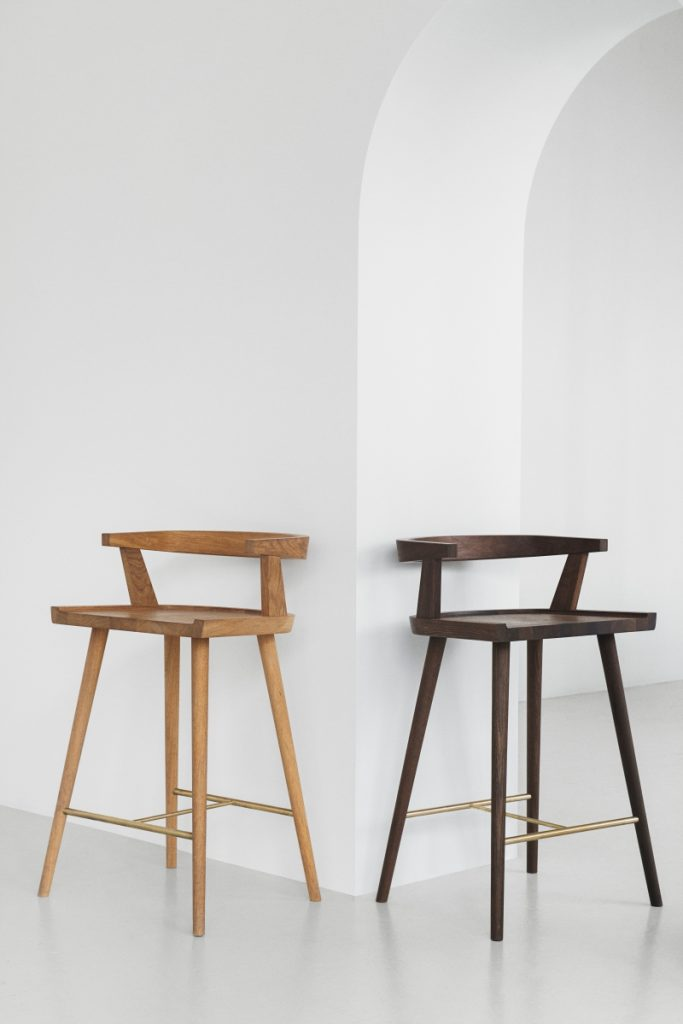 KBH high stools Porter & Jones